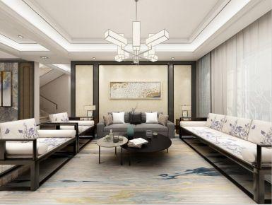 双湖湾别墅 项目装修现代风格设计方案!