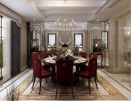 圣堡别墅项目装修法式风格设计