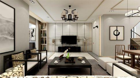 龙湖滟澜山别墅项目装修设计方案展示