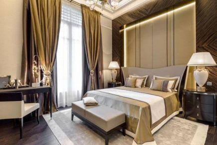 现代城泰江来现代三居室装修效果图