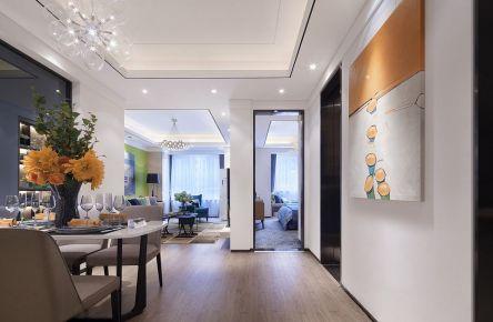 简约风两房装修设计 简约风格家庭装修效果图