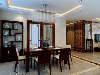 创意混搭风格三房装修 创意家庭装修效果图