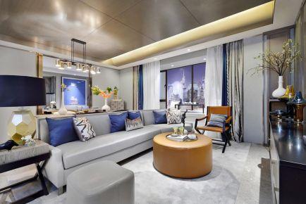 现代简约风两房装修设计 现代简约风格室内装修效果图