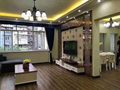 易结装饰--香公馆地中海风格三房装修设计