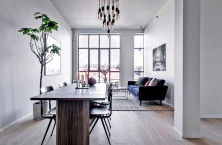 日式风格三房装修设计效果图欣赏  智慧人家