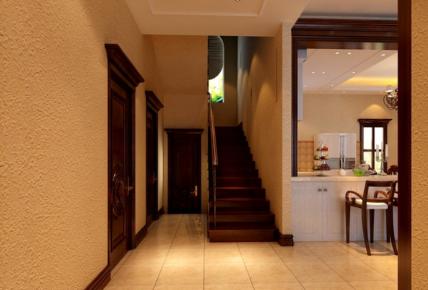 美式风格两房装修设计 美式风格室内装修效果图