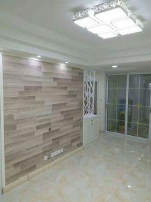 现代简约两房装修效果图 简约风格家庭装修设计