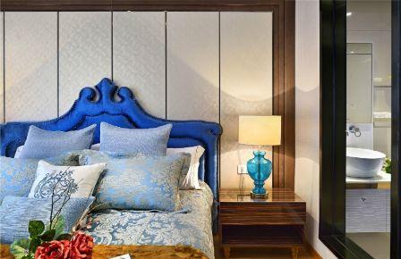 红砖厂创业园混搭三居室装修效果图