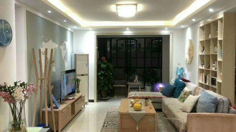 惠州大峡谷日式三居室装修效果图