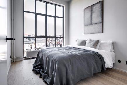 金海华府现代风格三居室装修案例