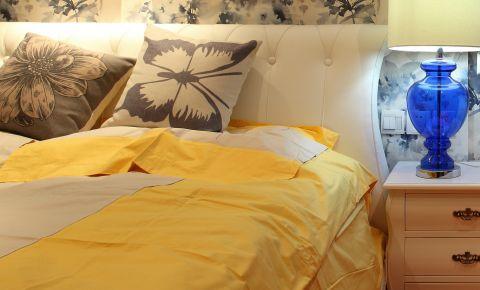 海棠家园现代简约两居室装修效果图