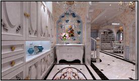 地中海风格别墅装修设计 地中海别墅装修效果图欣赏