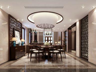 中式风格别墅装修设计 中式风格别墅装修效果图