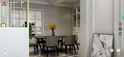 简约欧式风格四房装修设计 简约欧式风格家庭装修