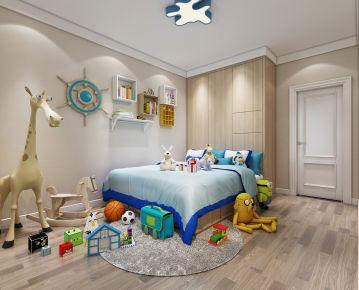 现代简约风格四房装修 现代简约风格家庭装修效果图