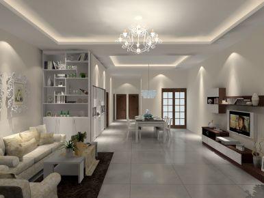 中式风格三房装修设计效果图 中式风格三居室装修
