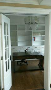 杭州余之城小区欧式风格三居室装修案例