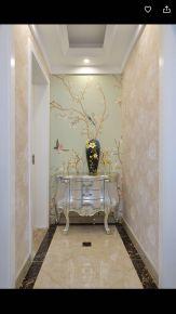 武汉统建天成美雅美式四居室装修效果图