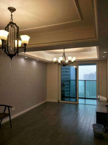 新城山语院田园风格三居室装修案例