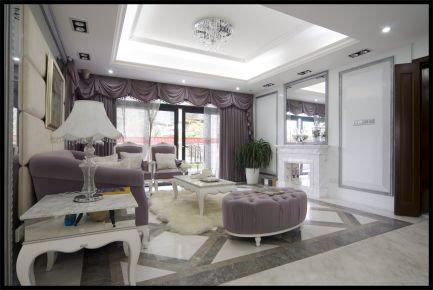 欧式风格四房装修设计效果图 欧式风格家庭装修设计