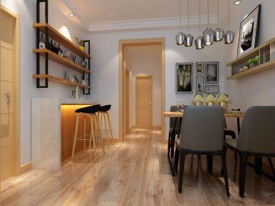 现代风格三房装修展示 现代风格家庭装修效果图