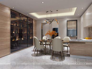 深圳博林天瑞 现代风格四居室装修设计