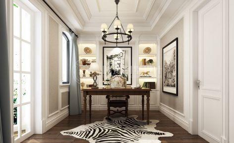 世外桃源250平独栋别墅简美风格设计