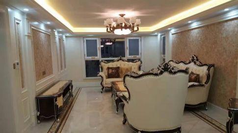 欧式风格三房装修设计 欧式风格家庭装修效果图欣赏