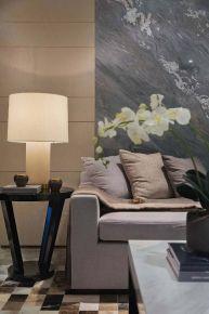 广州市花都区豪利花园 现代风格三居室装修设计