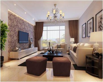 现代简约风格三房装修 现代简约风格家装效果图