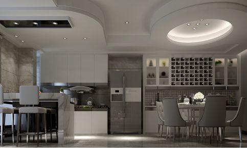 福州龙宾新界 现代风格三房装修设计效果图