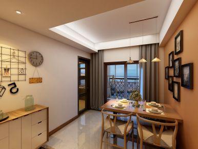 泉州锦绣家园 简约风格三房装修设计