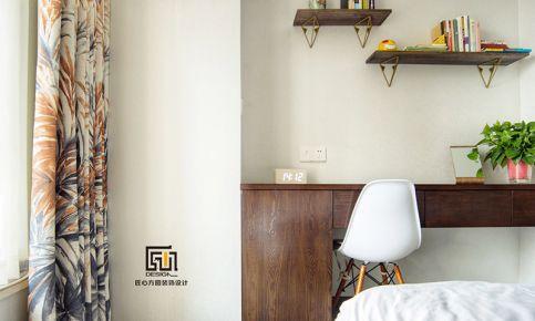 倾听 现代风格三房家装效果图欣赏