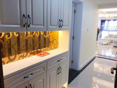 泉州香槟国际小区 现代风格三房装修设计效果图