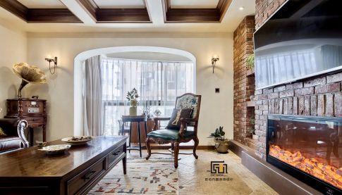 静享生活 温州田园风格两房装修设计效果图