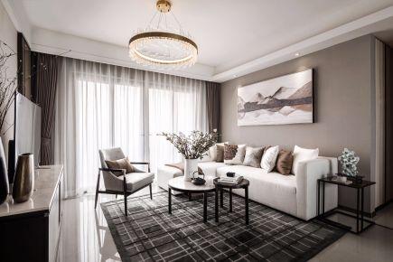 中山家园 中式风格两房装修效果图