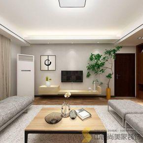 西安|现代简约风格四居室装修设计效果图