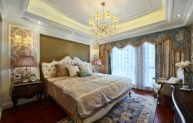 宁波康桥名城 法式风格四房装修设计