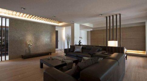 西安|别墅房日式风格装修效果图 日式风格别墅装修设计
