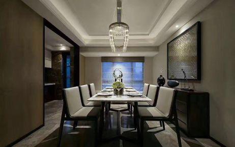 现代简约风格三房装修设计 三居室家庭装修效果图