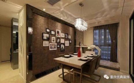 新城十二区完工案例 欧式风格家庭装修效果图