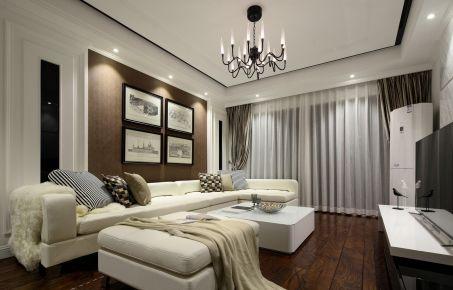 宁波凯悦新城小区 现代风格两房装修设计