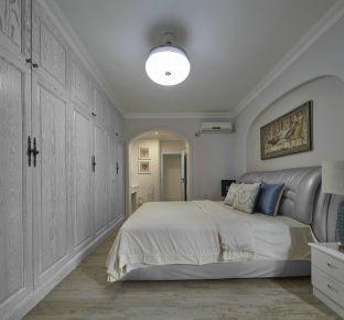 宁波城上城 美式风格三房装修设计