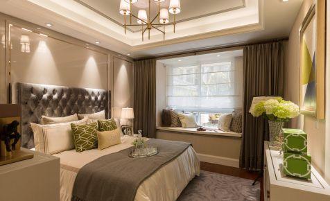 新古典欧式风格四房装修设计 新古典风家装效果图