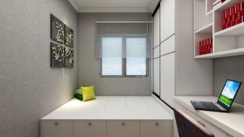 无限空间 现代风格家装设计效果图欣赏