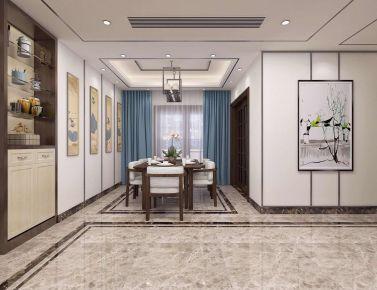 雅居 现代风格三房装修设计效果图