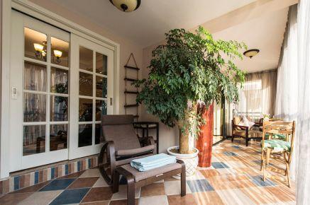 海小海98平戶型 98平米美式風格三房裝修