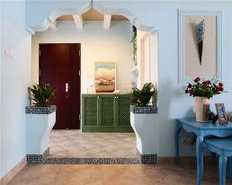 地中海风格设计效果图 小户型地中海风格装修