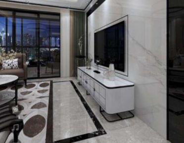 福州大名城 欧式风格三房装修设计效果图