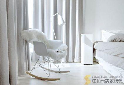 西安|两居室现代风格装修效果图